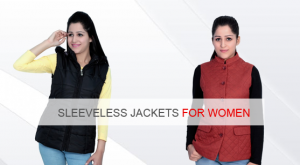 124_sleeveless jackets for women